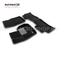 Текстильные 3D коврики Euromat3D Business в салон для Land Rover Range Rover Vogue (2002-2012) № EMC3D-003105