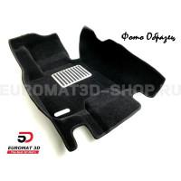 Текстильные 5D коврики с высоким бортом Euromat3D в салон для Opel Astra J № EM5D-001504