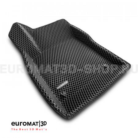 3D коврики Euromat3D EVA в салон для Opel Astra J/GTC (2010-) № EM3DEVA-001504