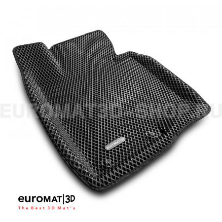 3D коврики Euromat3D EVA в салон для Kia Optima (2011-2015) № EM3DEVA-002912