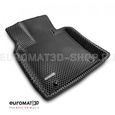 3D коврики Euromat3D EVA в салон для Lexus ES (2019-) № EM3DEVA-005101