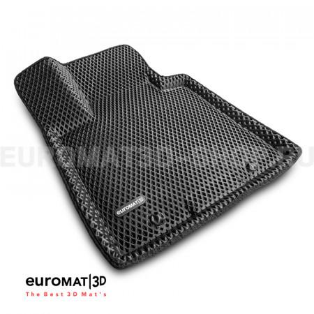 3D коврики Euromat3D EVA в салон для Kia Sportage (2016-) № EM3DEVA-002927