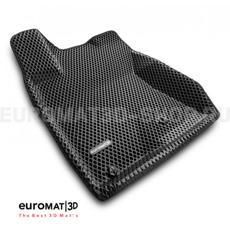 3D коврики Euromat3D EVA в салон для Lexus GX470 (1998-2008) № EM3DEVA-005121
