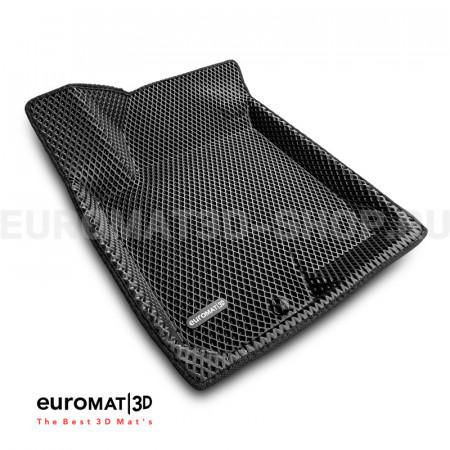 3D коврики Euromat3D EVA в салон для Kia Ceed (2006-2012) № EM3DEVA-002722