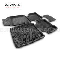 3D коврики Euromat3D EVA в салон для Nissan Teana (2014-) EM3DEVA-003718