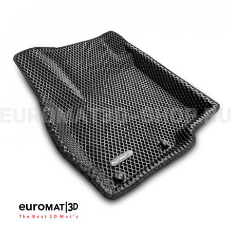 3D коврики Euromat3D EVA в салон для Peugeot 4008 № EM3DEVA-003600