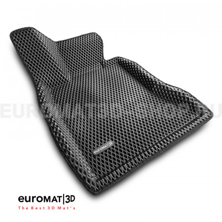 3D коврики Euromat3D EVA в салон для Bmw 5 (F10) (2014-2016) № EM3DEVA-001218