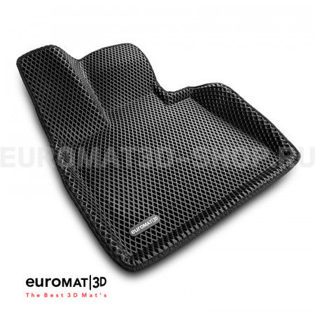 3D коврики Euromat3D EVA в салон для Bmw X5 (G05) (2018-) № EM3DEVA-001214