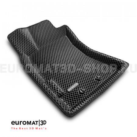 3D коврики Euromat3D EVA в салон для Subaru Forester (2005-2008) № EM3DEVA-004700