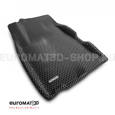 3D коврики Euromat3D EVA в салон для Opel Antara (2007-2016) № EM3DEVA-003816
