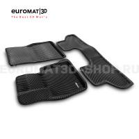 3D коврики Euromat3D EVA в салон для Bmw X5 (F15) (2015-) № EM3DEVA-001215