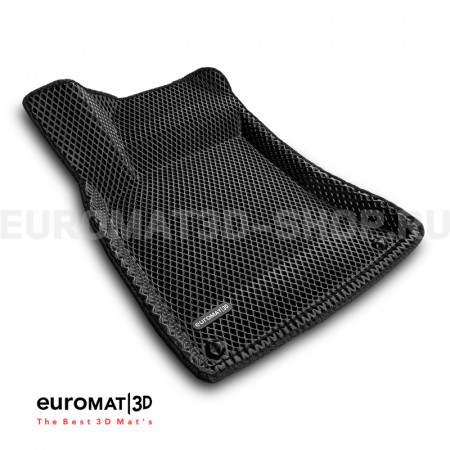 3D коврики Euromat3D EVA в салон для Mercedes CLA-Class (C117) (2013-2018) № EM3DEVA-003516