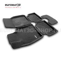 3D Коврики Euromat3D EVA В Салон Для MAZDA 3 (2019-) № EM3DEVA-003400