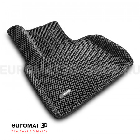 3D коврики Euromat3D EVA в салон для Bmw X5 (E53) (2000-2006) № EM3DEVA-001211